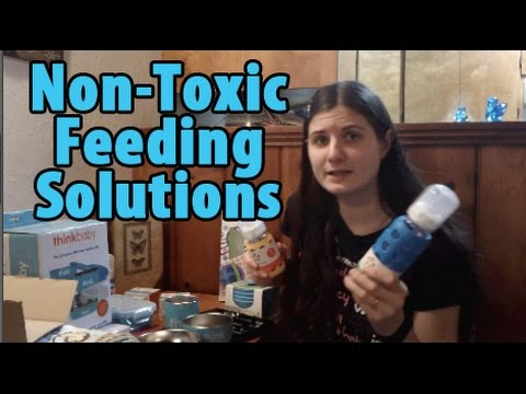 Non Toxic Baby Products Feeding