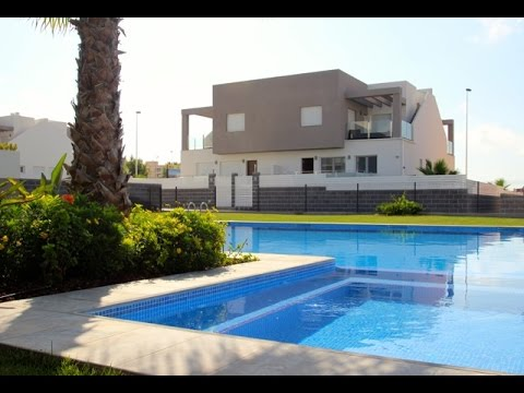 Spacious Duplex Houses For Sale In Torrevieja   Costa Blanca   Spain