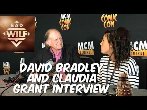 David Bradley and Claudia Grant MCM London, 2017