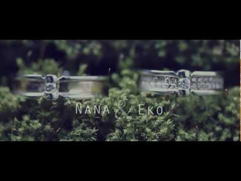 Bali Wedding Video | NANA + EKO | Wedding Highlight