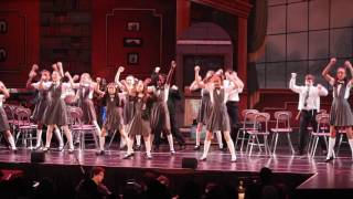 School of Rock- Time to Play- Tahlia Ellie Union County Performing Arts Center