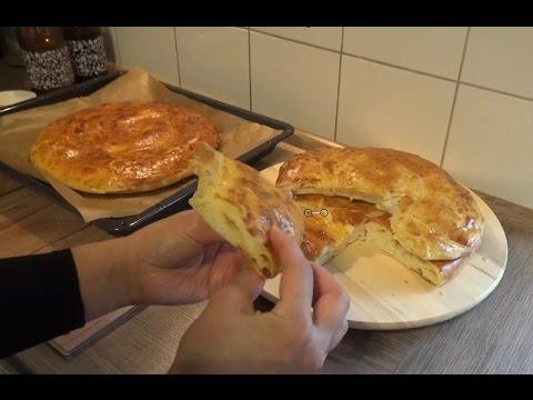 Yağlı Çörek Tarifi(sivas yöresine ait)