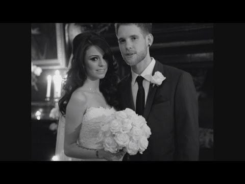 Cher Lloyd gets married: X Factor star shares wedding photo and Cheryl Cole leads congratulations
