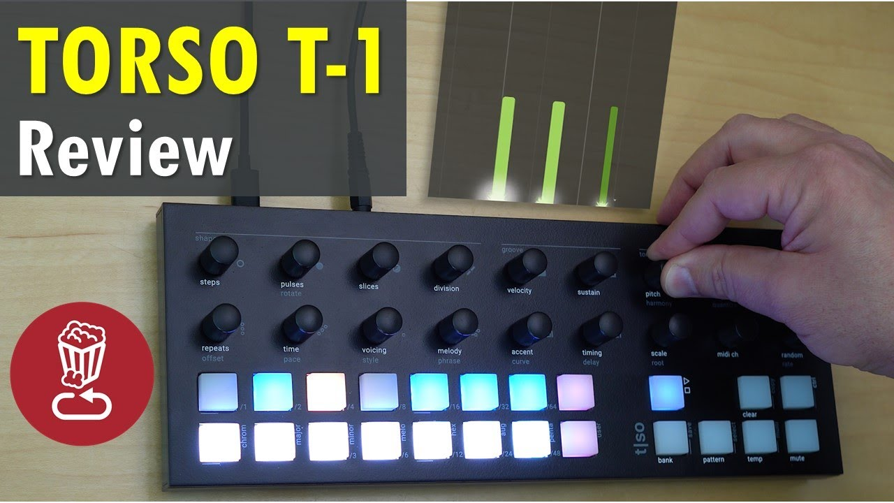 Download TORSO T-1 // Generative sequencer review and tutorial