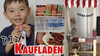 DIY Kaufmannsladen und Zubehör | Bester Ikea Hack  🙌🏻 | Upcycling | mamiblock