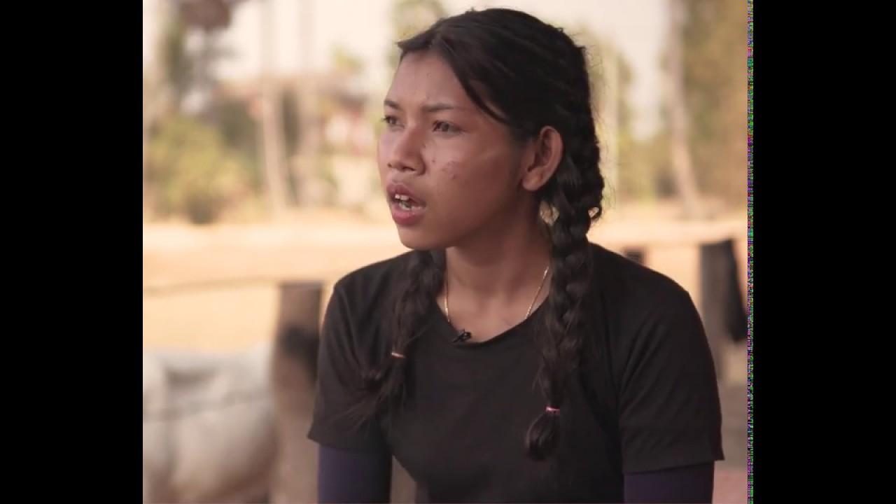 Kambodja kön video