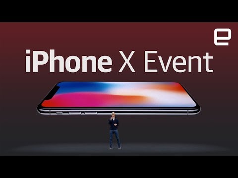 Apple iPhone Event 2017 in under 13 minutes