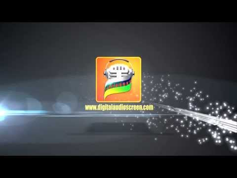 Digital Audio Screen [Logo Promo 1]