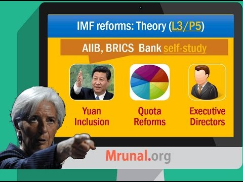 BES163-P4: IMF Reforms 2015-16: Yuan inclusion, Quota review, Directors' Appointment