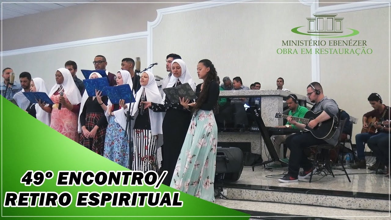 Santo, santo, santo Deus todo poderoso - 49� Retiro Espiritual - Irm�os de Sert�ozinho