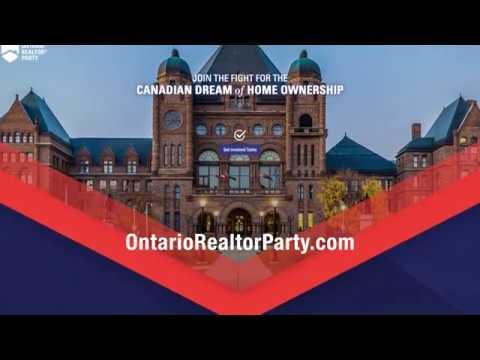 Ontario REALTOR® Party