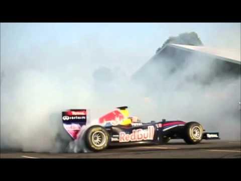 Red Bull F1 Team - New Delhi, Rajpath (Part - 1)