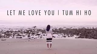 Let me love you (female version) by vidya vox