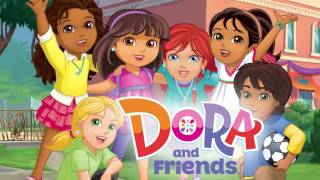 DORA AND FRIENDS INTO THE CITY INTRO GERMAN