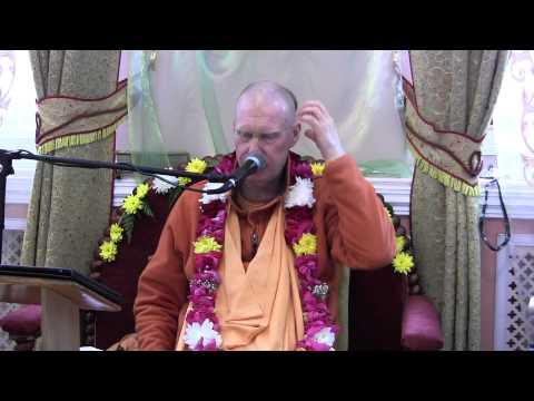 Шримад Бхагаватам 3.3.8 - Бхакти Чайтанья Свами