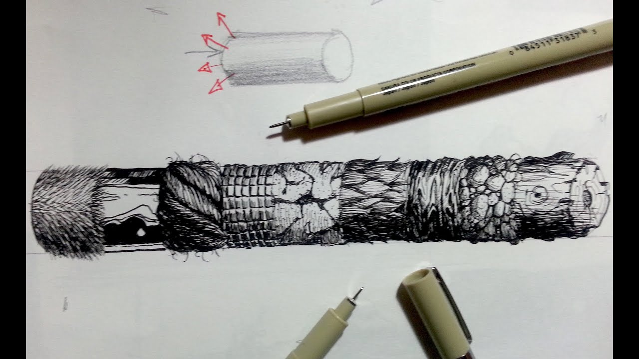 Rendering With Pen And Ink Pdf