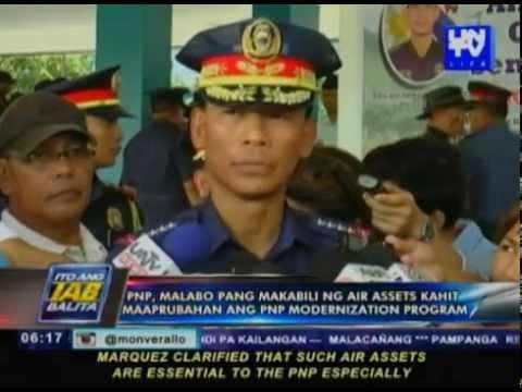 PNP, malabo pang makabili ng air assets kahit maaprubahan ang PNP modernization program