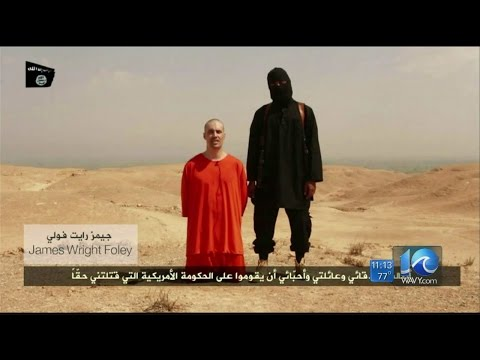 American journalist possibly executed by militants in Syria