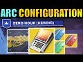 Destiny 2: ARC Configuration Guide! | Zero Hour (Heroic) Puzzle