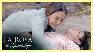 La Rosa de Guadalupe: Ernesto a punto de ser linchado   El hijo del monstruo de la calle 13
