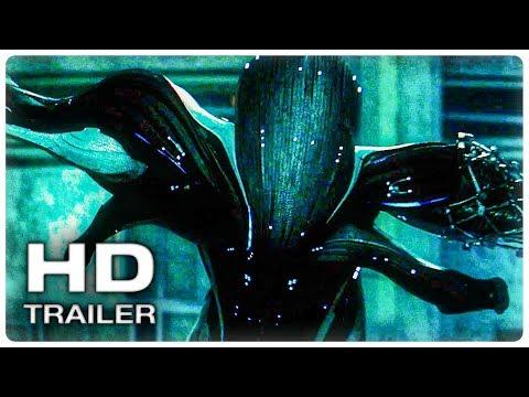 ВТОРЖЕНИЕ Русский Трейлер #2 (2020) Ирина Старшенбаум, Риналь Мухаметов Sci-Fi Movie HD