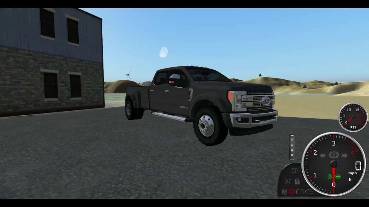 Ford tranny swap