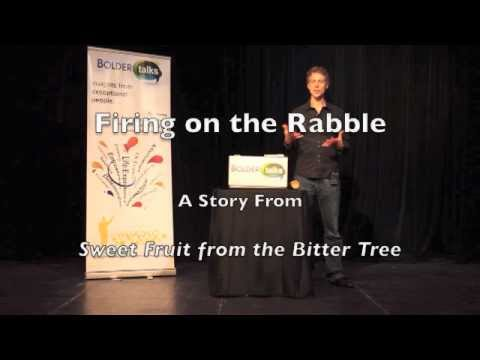Creative Conflict Resolution Story: Firing On The Rabble