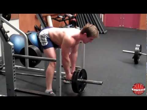 How To: T-Bar Row