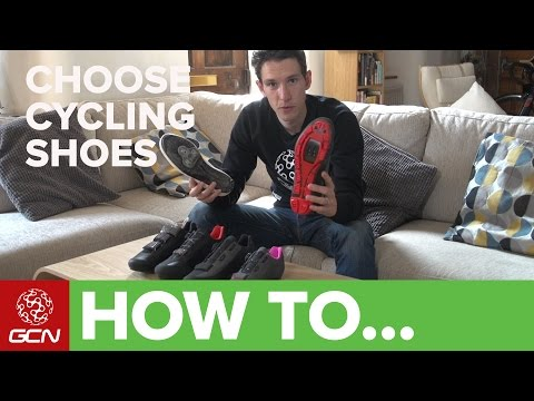 How To Choose The Right Cycling Shoes A Buyer's Guide