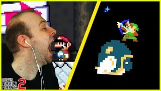 Gambar cover Another Barb Dungeon // Link Levels [Super Mario Maker 2]
