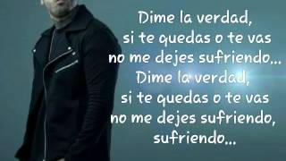 Nicky Jam- Dime La Verdad