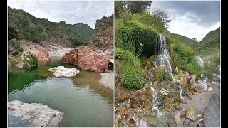 S'Isca 'e Selasi - Flumendosa (Villanova Tulo/Seulo - Sardinia)