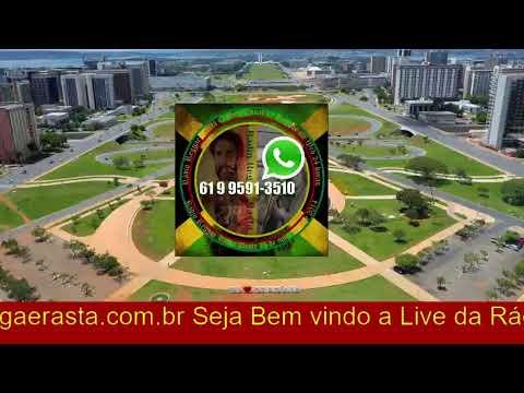 Transmissão ao vivo de Rádio Reggae Rasta 08/05/2019