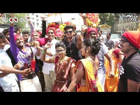 Majhe Aaiche Palkhila (Preet Bandre) Dj Akshay