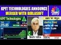 KPIT Technologies Announce Merger With Birlasoft | CNBC Awaaz