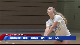 Castle volleyball continues sectional dominance
