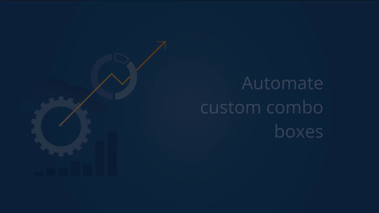 Tricentis Tosca: Automating Custom Combo boxes