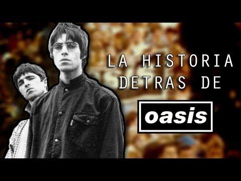 Todo Sobre OASIS | Historia, Curiosidades, Discografia.