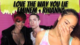 Eminem - Love The Way You Lie ft. Rihanna REACTION