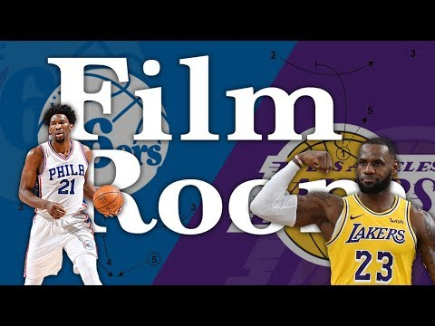 Film Room: Philadelphia 76ers vs Los Angeles Lakers Preview