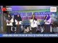 Pengajian Hj Kharisma Hiuran Dusun Kasihan Desa Manyaran Kecamatan Banyakan Kediri