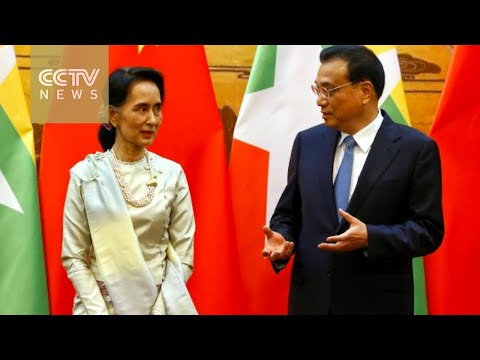 China, Myanmar agree to strengthen political cooperation, solve suspended dam issue