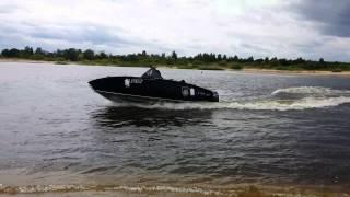Самодельная  Алюминиевая лодка(AFB., 2015-06-25T15:51:21.000Z)