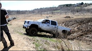 Duramax and Powerstroke Ripping and Tearing
