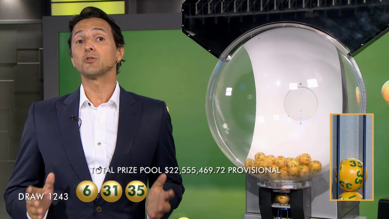 Oz Lotto Time Of Draw