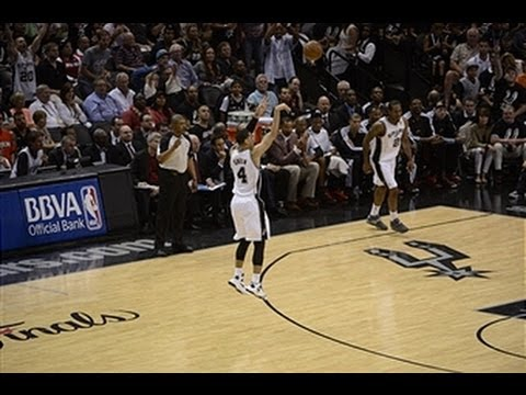 ALL of Danny Green's Record-Breaking Finals Threes