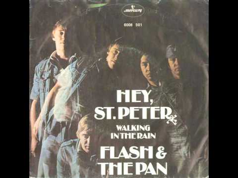 flash and the pan - hey st. peter (single version)