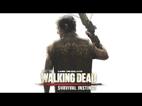 Games I F*cking Hate - The Walking Dead: Survival Instinct
