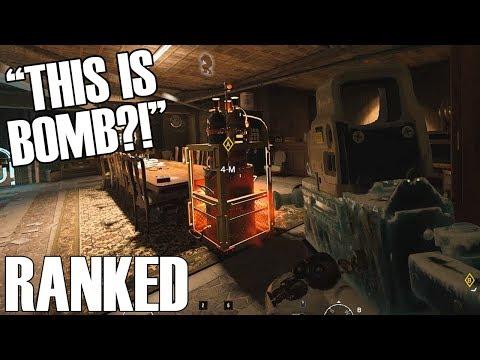 Rainbow Six Siege: Ranked - Stupid Comments