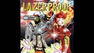 La Roux COVER MY EYES Lazerproof